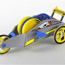 Wind Up Racer